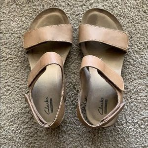 Clarks Collection sandals